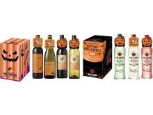 今年は土曜日がハロウィン、パーティが盛り上がるデザインのアルコール飲料を販売!
