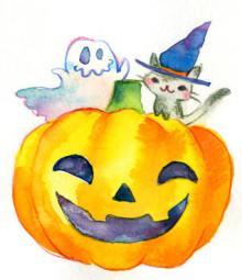 10月といえば♪今いちばんトライしたいのは【ハロウィン】ネイルです!!