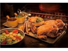 「ウィザーディング・ワールド・オブ・ハリー・ポッター」に今冬だけの豪華な大皿料理が登場!!
