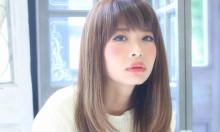"""ロングは重ためNGです♡フェイスラインの""""レイヤーカット""""が軽やかロング女子を作る!!!"""