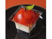 【銀座コージーコーナー】つやつやの真っ赤なジュレはため息もの!!今すぐ食べたいりんごの新作スイーツ