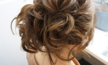 お呼ばれヘアはシンプル可愛いが鉄則♡結婚式や二次会のためのパーティーヘアアレンジ集