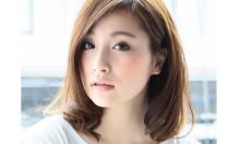 丸顔に悩む女子集合!!明日から丸顔とは言わせない☆丸顔さんのためのヘアスタイル集