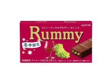 大人の洋酒チョコ、ロッテが冬季限定でラムレーズンの「ラミー」と芳醇な「バッカス」を発売