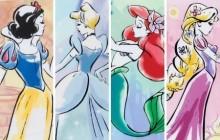 ディズニー大好き!女の子の憧れ「プリンセスネイル」を一挙公開♡
