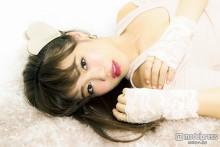 鷲尾伶菜「LARME」モデルに新加入「E-girlsとは違った一面」