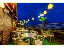 【吉祥寺第一ホテル】秋の夜長は8階屋上のガーデンテラスで!心地良い季節を楽しもう