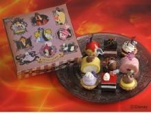 あなたはどの悪役が好き?!ハロウィン限定でディズニーのヴィランズ(悪役)ばかりがプチケーキになった!!