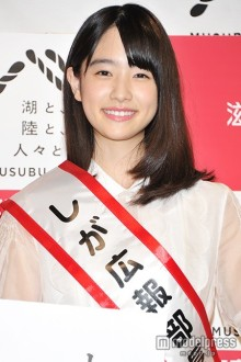 国民的美少女・高橋ひかる、地元滋賀県の広報部長に就任「光栄です」