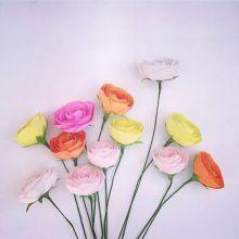 エレガント&ビューティーな花柄ネイルでオールシーズン楽しんじゃお♪