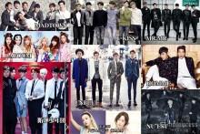 """CNBLUE、防弾少年団、U-KISSら""""360度花道""""で豪華競演 KARAハラ&ヨンジがMCに抜擢"""
