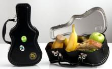 可愛すぎる!ギターケース型ランチボックスで行楽シーズンをもっと楽しく