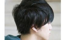 【メンズヘア】カジュアルショートは「黒髪」で決める!王道さわやかメンズショート