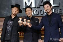 "EXILE TRIBEの""飲み会事情""「1番のお酒好き」は?MATSU、USA、MAKIDAIが""メンバー愛""覗かせる"