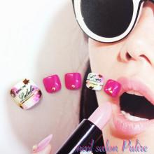 やっぱり女子はピンクが好き♡ピンクネイル25選