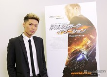 EXILE SHOKICHI、映画主題歌に抜擢 本人コメント到着
