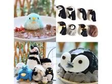 見ると涼しくなる?! ペンギンモチーフのメニューや雑貨がいっぱい!「第2回夏のペンギン祭りinことりカフェ」へ行こう