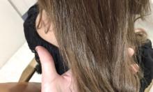 黒染めorトーンダウンをした髪を『できるだけダメージを少なく』明るい髪に戻す方法☆