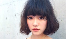 【最旬ボブヘアカタログ】2015年の秋は『顔周り』で差をつける!!!