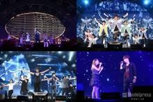 AAA、超新星らアジアのアーティストが豪華競演 「a-nation island」盛大にフィナーレ<ライブレポ>