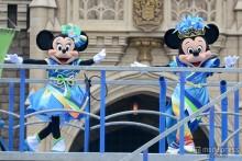 ディズニー夏祭り、熱いダンスバトルに大興奮 放水で盛大に盛り上がる<詳細レポ/写真特集>