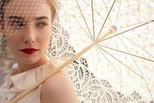 日傘に似合う指先♡『お嬢様ネイル』で男性好感度をアップしよう!