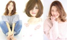 【前髪なし】作らず分ける!!! センター/サイドパートの前髪が可愛い4つの理由