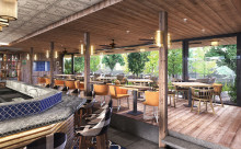 レストランからウェディングまで!白金台に注目の複合施設がオープン