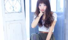2015夏/秋のコーデは『ゆるい色気』がキーワード♪ファッションからヘアスタイルを考える