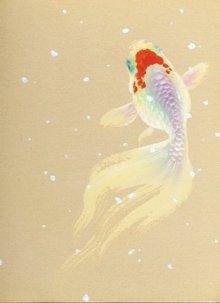 日本の和の美を堪能♪【金魚ネイル】一挙見せ!!