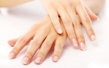 平爪でもきれいにネイルを見せる方法
