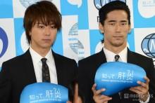 "EXILE・TAKAHIRO&小林直己が明かす最も""健康オタク""なメンバーとは"