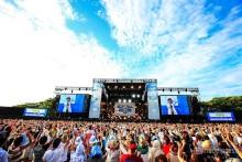 ドリカムライブに3万5千人熱狂 E-girls、May J.ら豪華アーティストが名曲カバー