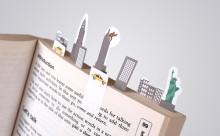 東京やNYも!街や景色を再現できるふせんが楽しい