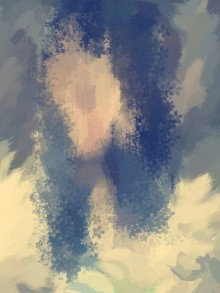 最新のお洒落ネイルのキーワードは「手抜き感」?!抽象画みたいな塗りかけネイルが大人気!