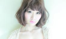 短め前髪×ボブ=PURE♥眉見せで人と差をつけるボブスタイル