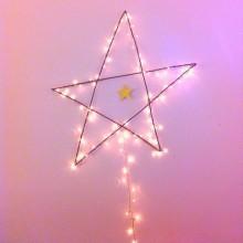 【STAR☆Nail】幻想的カラーを使った'星ネイル'を集めてみました*
