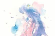 """ほんのり和な香りで浴衣にもピッタリ。"""" 水彩フラワーネイル """"で大人可愛い花柄ネイルを楽しもう♪"""