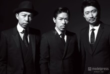 "EXILEパフォーマー卒業発表のMATSU・USA・MAKIDAIの""Street Dreams"" クールな3ショットを披露"