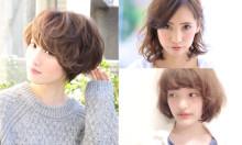 伸ばし中だけど印象変えたい♡顔周り*前髪だけでガラリと変える!