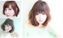 夏のトレンドショートは前髪がポイント!?目元を可愛くみせる前髪♡