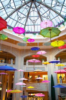 しとしと雨の日も指先からHAPPYに♪【傘ネイル】デザイン実例集