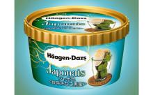 ハーゲンダッツ「ジャポネ <抹茶きなこ黒蜜>」をセブン限定発売