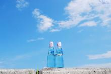 しゅわ〜*っと微炭酸♡サイダーみたいな スッキリブルーカラー の夏定番ネイル◎