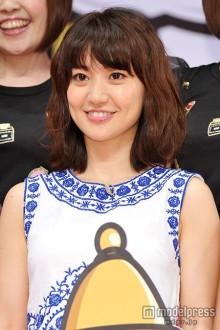 大島優子、ヒロイン役に笑顔「顔を交換できたことが嬉しかった」