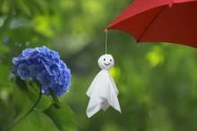 傘・カエル・てるてる坊主。梅雨ネイルはかわいさいっぱい!!