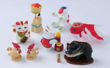 日本全国の郷土玩具がガチャガチャに!中川政七商店が人気シリーズ第3弾を発表