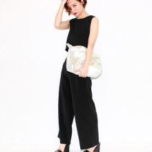 夏に「黒 」を着こなす、それこそが夏ファッションの醍醐味