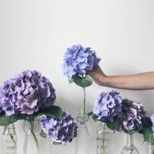 6月といえばこのお花♡『紫陽花ネイル』で梅雨も楽しく♪