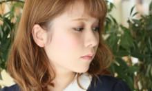 心地いいラフ感が可愛い☆ミディアムヘアカタログ